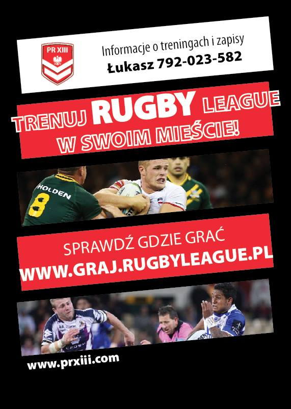 Graj w Rugby League
